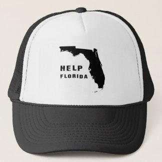 Casquette Aide la Floride après ouragan Irma