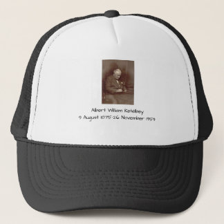 Casquette Albert William Ketelbey