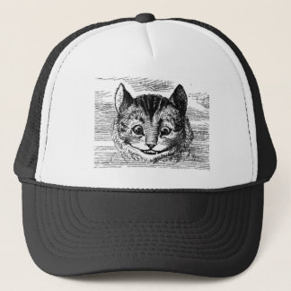 Casquette Alice chez le chat de Cheshire du pays des