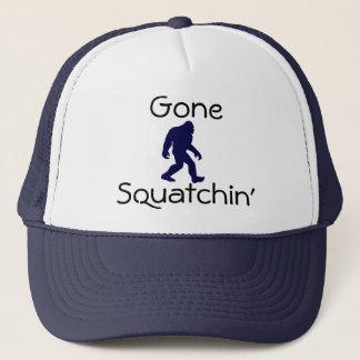 Casquette allé de camionneur de Squatchin