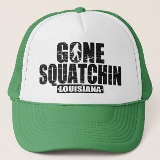Casquette allé de Squatchin LOUISIANE Sasquatch -