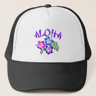 Casquette Aloha logo de T-shirt de ketmie