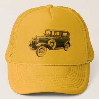 Casquette Amant classique F. Yellow de voitures
