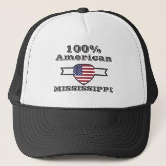 Casquette Américain de 100%, Mississippi
