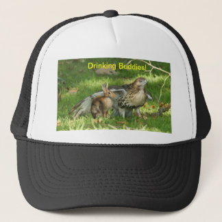 Casquette Amis potables de chapeau !