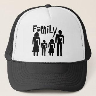 Casquette amour de famille