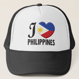 Casquette Amour de Philippines
