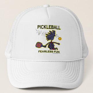 Casquette Amusement courageux de Pickleball