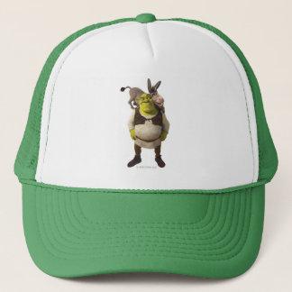 Casquette Âne et Shrek