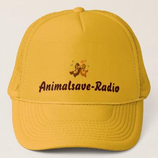 Casquette Animalsave radio chapeau