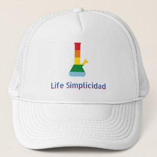 Casquette Arc-en-ciel-Bong par la vie Simplicidad et