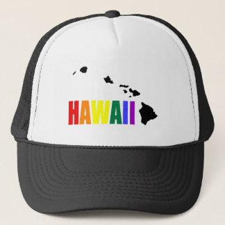 Casquette Arc-en-ciel hawaïen 2