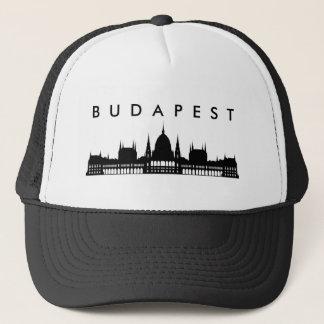 Casquette architecture de palais du parlement de Budapest