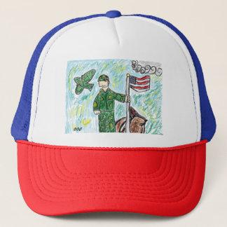 Casquette Art 1 des Etats-Unis