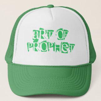 Casquette Art de prophète en collaboration avec la relique