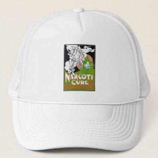 Casquette Art Nouveau :  Narcoti-Traitement - William H.