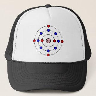 Casquette Atome de silicium