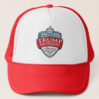 Casquette Atout pour le Président Trucker Hat