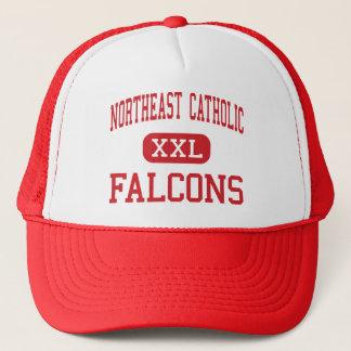 Casquette Au nord-est catholique - Falcons - haut -