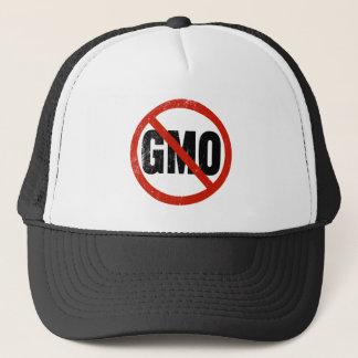 Casquette AUCUNS OGM Anti-GMO