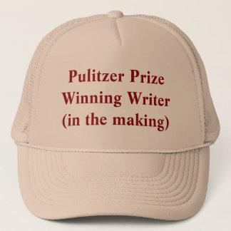 Casquette Auteur primé de Pulitzer (dans la fabrication)