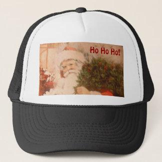 Casquette avec Père Noël Ho Ho Ho