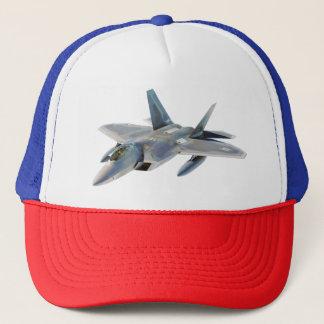 Casquette Avion de chasse de F-22 Raptor