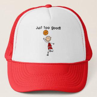 Casquette B-Ball juste trop bon