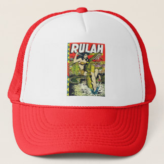 Casquette Bande dessinée de Rulah-Cru