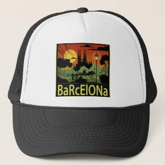 Casquette Barcelone