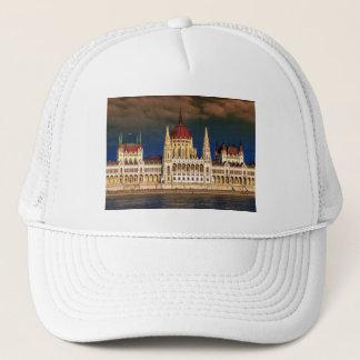 Casquette Bâtiment hongrois du Parlement à Budapest, Hongrie