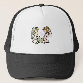 Casquette Belles jeunes mariées