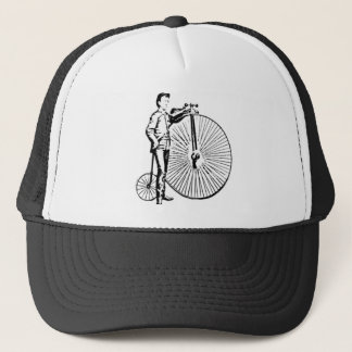 Casquette Bicyclette