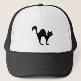 Casquette Blackcat de Halloween