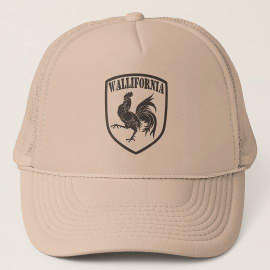 Casquette Blason Wallifornia