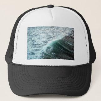 Casquette Bleu de l'océan pacifique