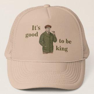 Casquette Bon pour être Hat du Roi Dad's