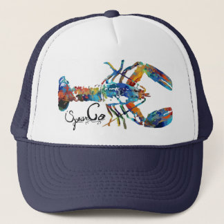 Casquette Bonnet Trucker Lobster SpearCo.