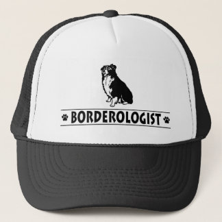 Casquette Border collie humoristique