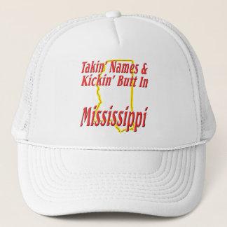 Casquette Bout du Mississippi - de Kickin