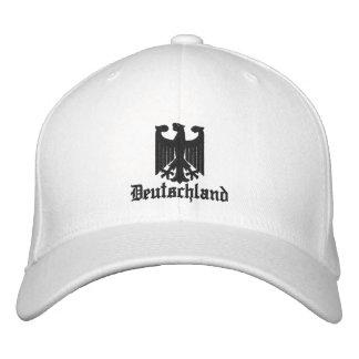 """Casquette brodé de bras du Deutschland """"manteau"""""""