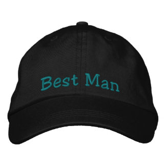 Casquette brodé le meilleur par homme