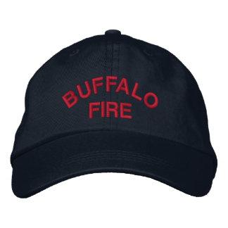 Casquette brodé par feu de Buffalo