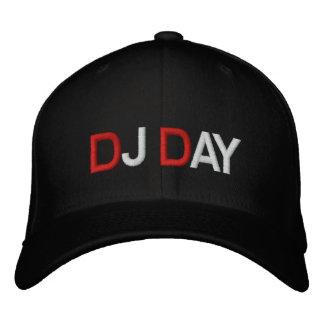 Casquette brodé par JOUR du DJ