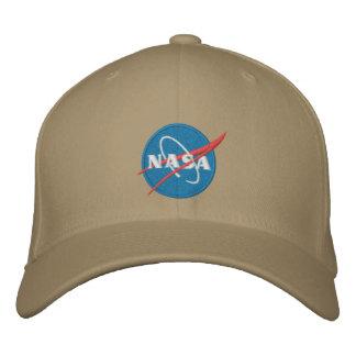 Casquette brodé par logo de la NASA Chapeaux Brodés