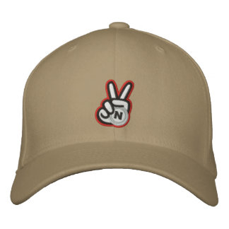 Casquette brodé par logo de nation de bingo-test casquette brodée