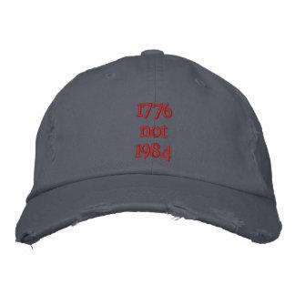 Casquette Brodée 1776 non 1984