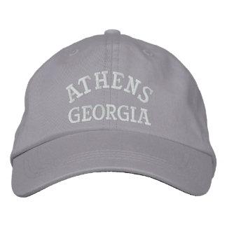 Casquette Brodée Athènes la Géorgie