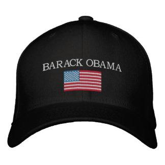 Casquette Brodée Barack Obama