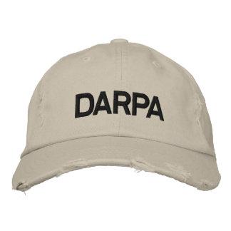 Casquette Brodée Bonnet du Darpa